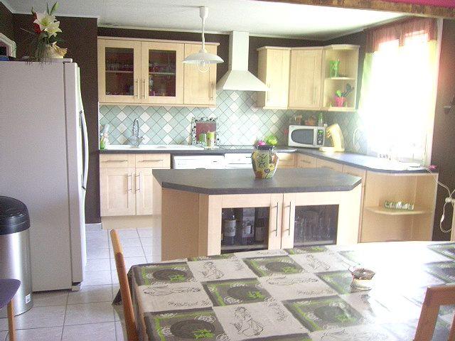 Maison fagnieres for Cuisine 9m2